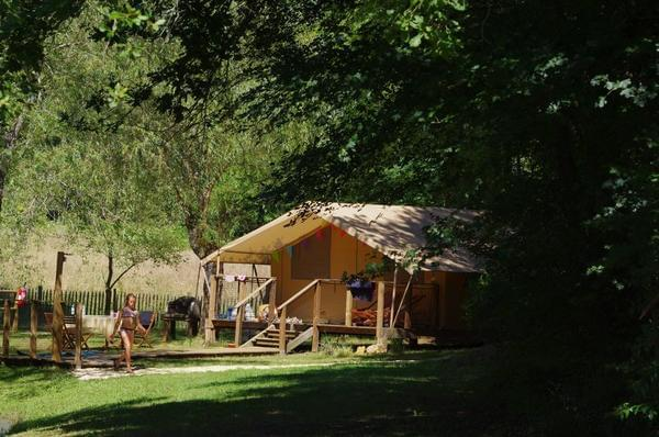 CAMPING LES VALADES - Photo 2