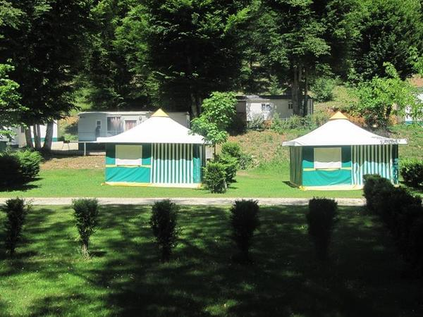 Camping Le Roc de Lavandre - Photo 2