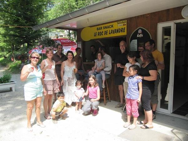 Camping Le Roc de Lavandre - Photo 6