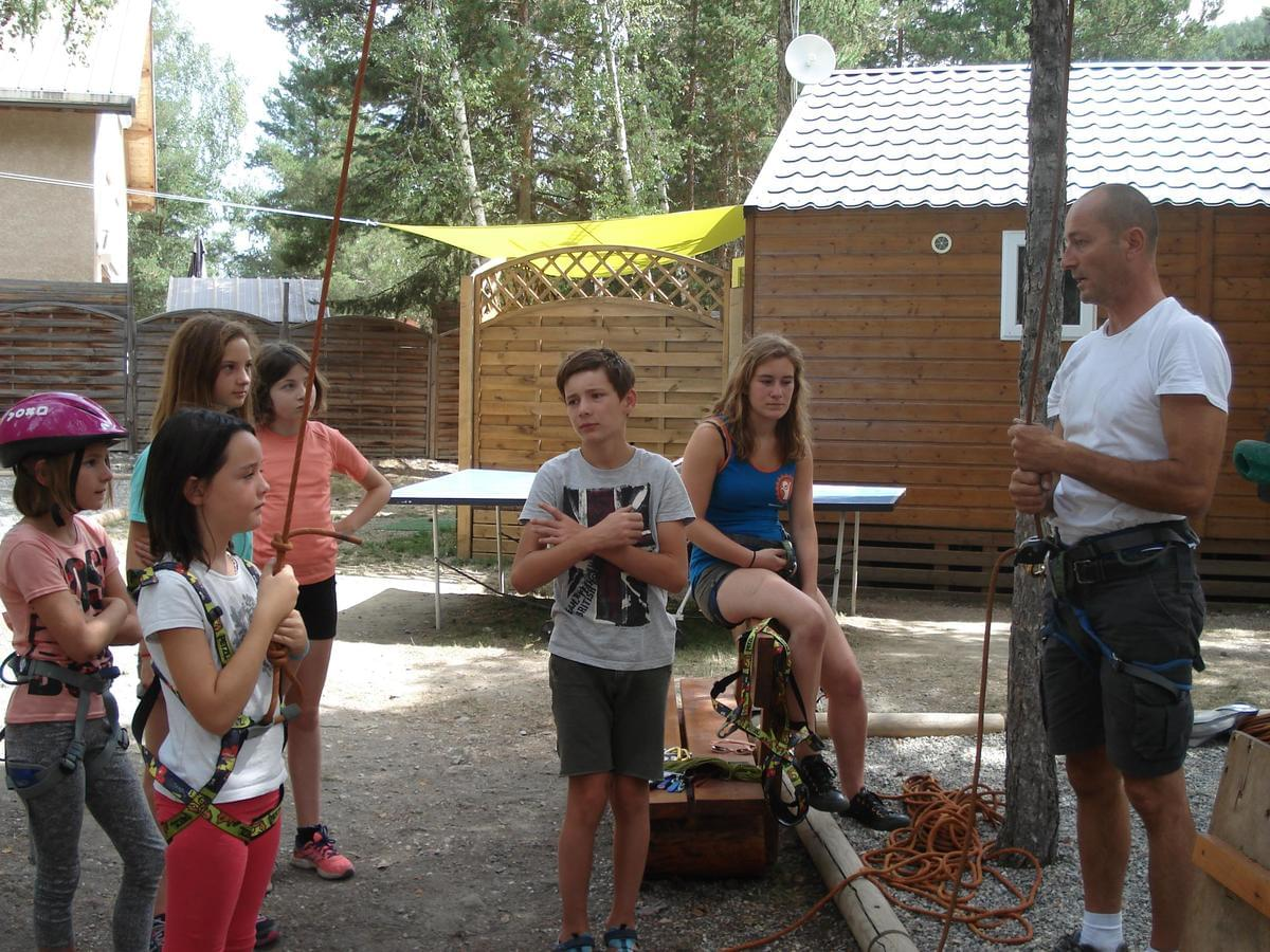 Camping-Caravaneige l'Iscle de Prelles - Photo 27