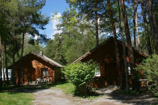 Camping Chalets Résidentiels SAINT JAMES LES PINS - Photo 2