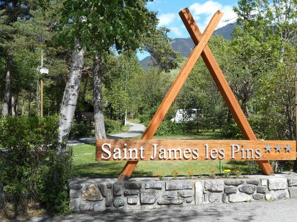 Camping Chalets Résidentiels SAINT JAMES LES PINS - Photo 4