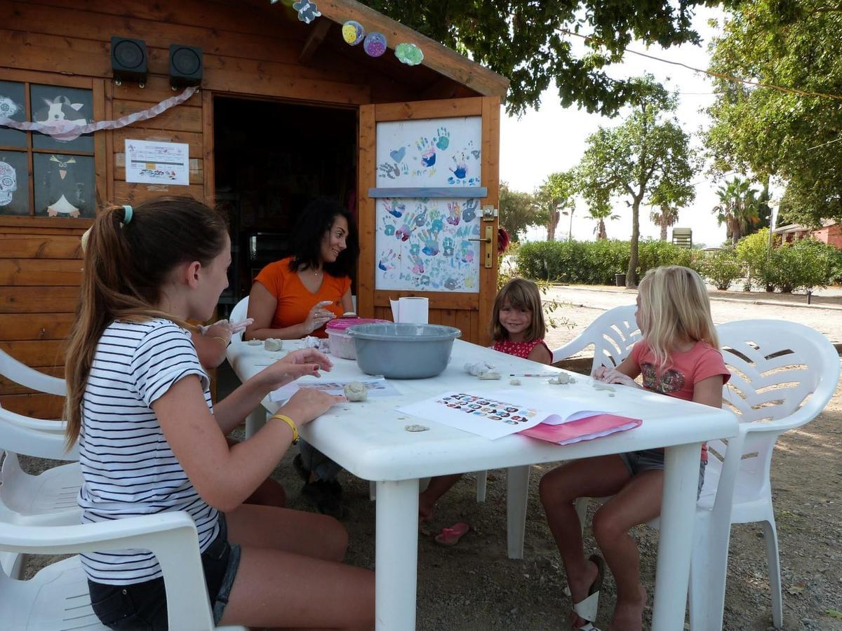 Camping Domaine du Golfe de Saint Tropez - Photo 22