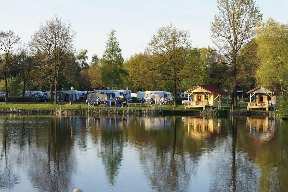 Euregio camping De Twentse Es - Photo 2
