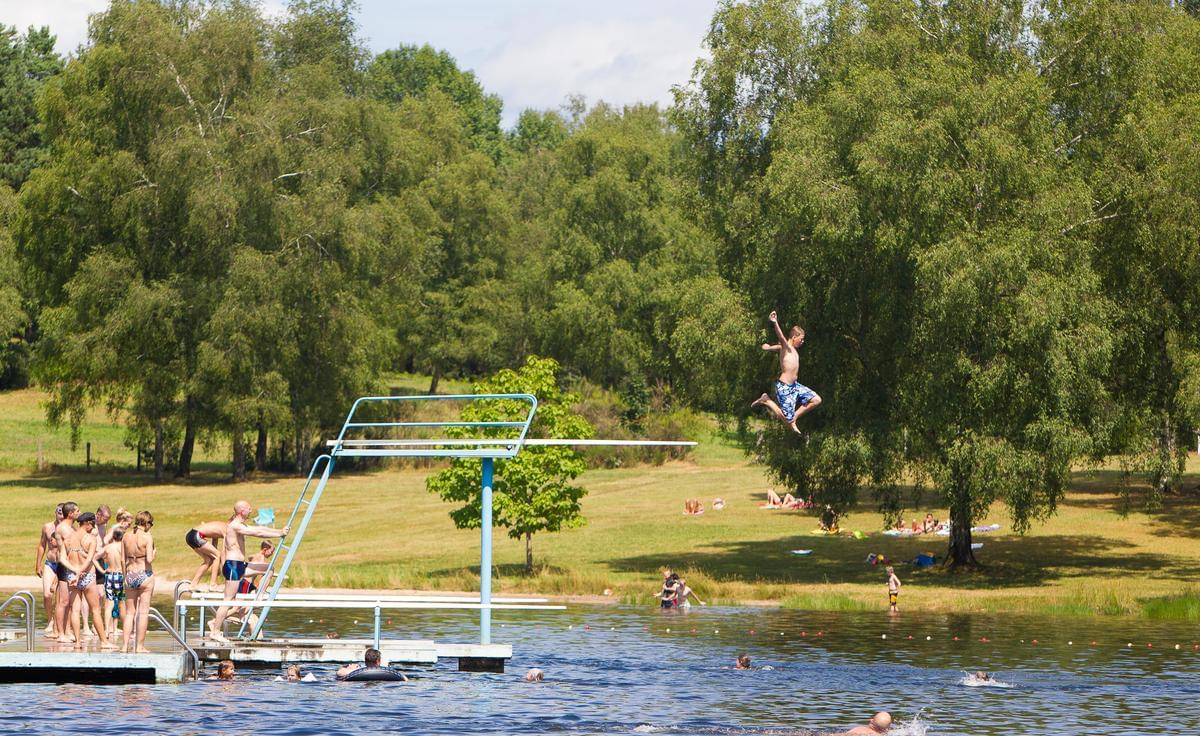 Airotel Camping Domaine Lac de Miel - Photo 48