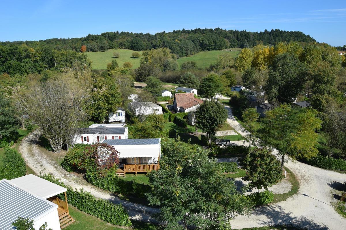 Camping Paradis Etangs de Plessac - Photo 4