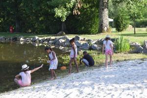 Camping Paradis Etangs de Plessac - Photo 18