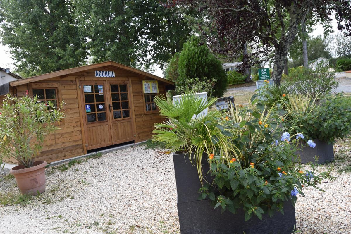 Camping Paradis Etangs de Plessac - Photo 21