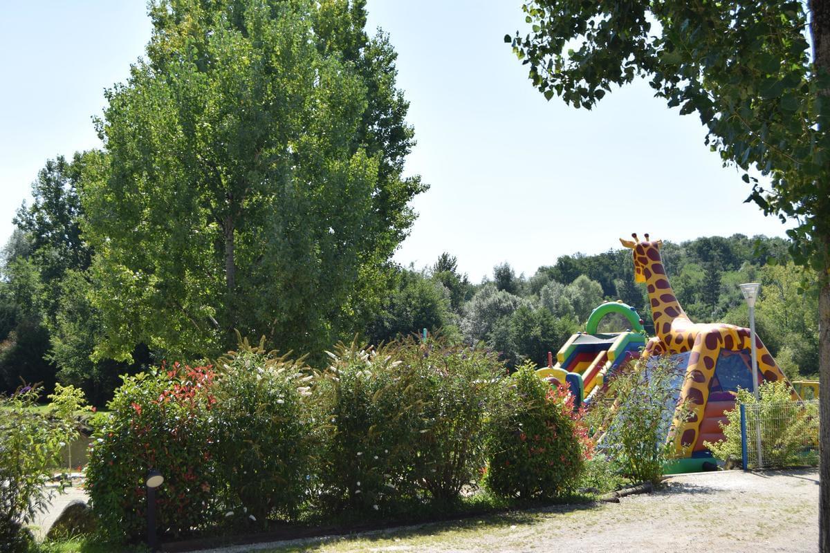 Camping Paradis Etangs de Plessac - Photo 20