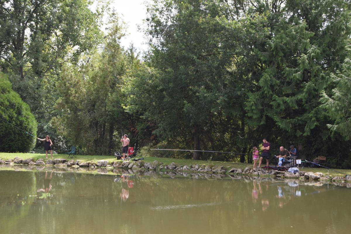 Camping Paradis Etangs de Plessac - Photo 47