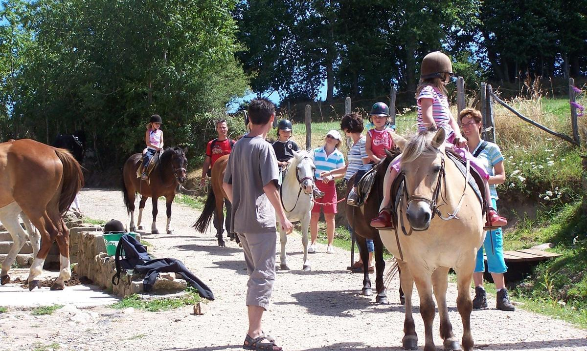 Camping Le Clos Auroy - Photo 23