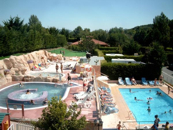 Camping Le Clos Auroy - Photo 1