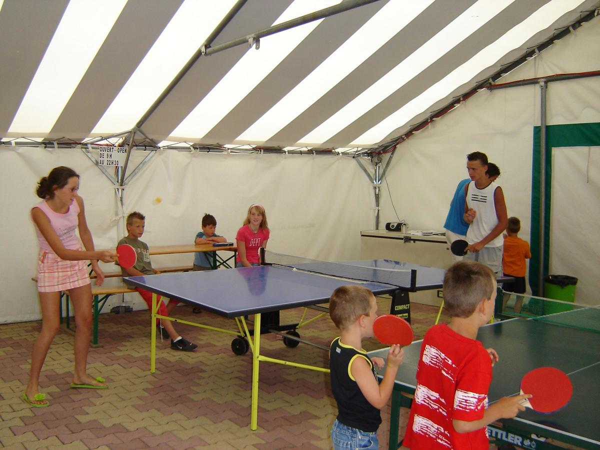 Camping Le Clos Auroy - Photo 28