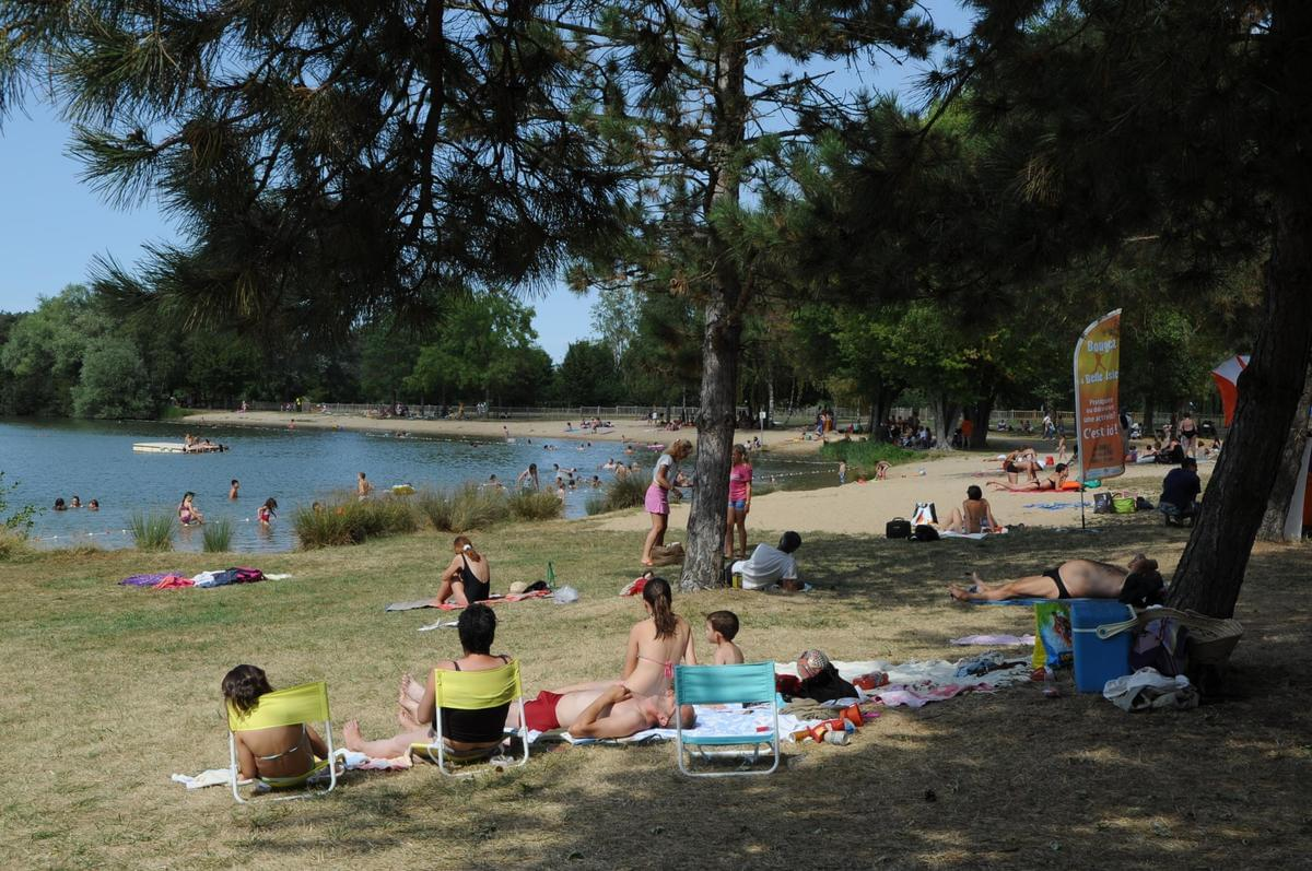 Camping Le Rochat-Belle-Isle - Photo 15
