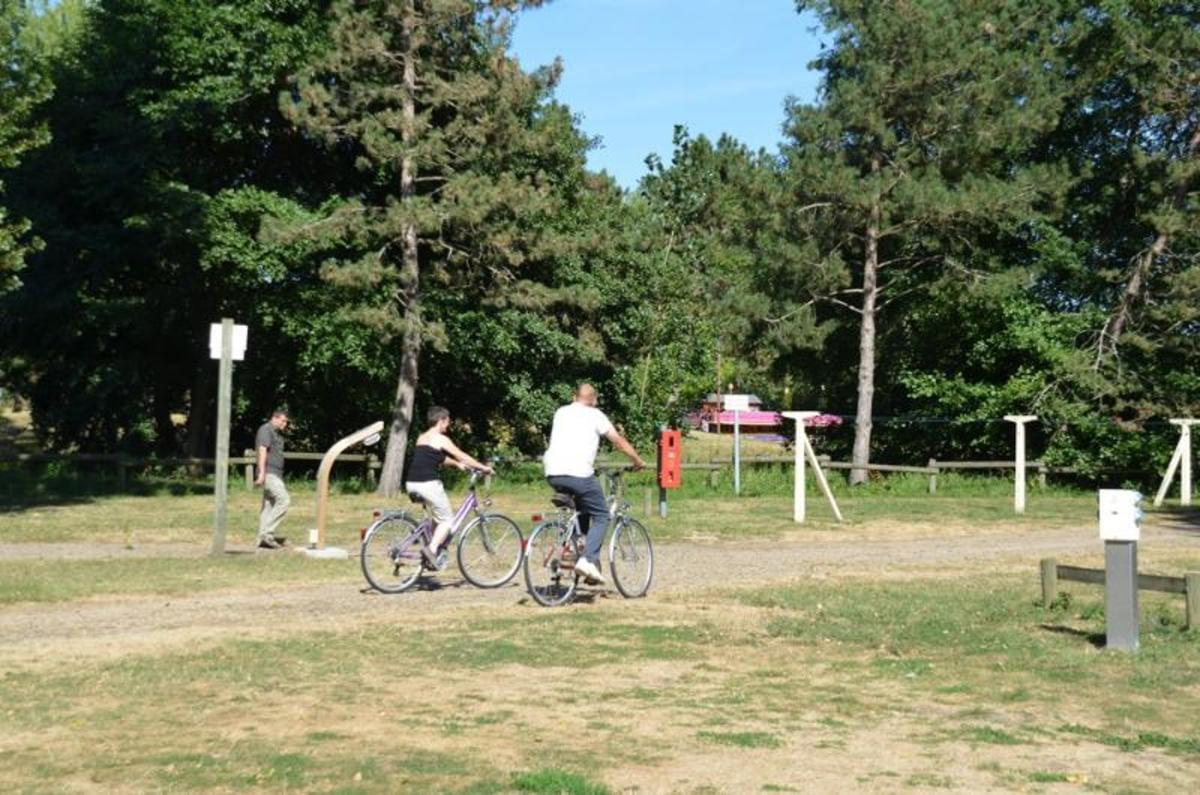 Camping Le Rochat-Belle-Isle - Photo 19