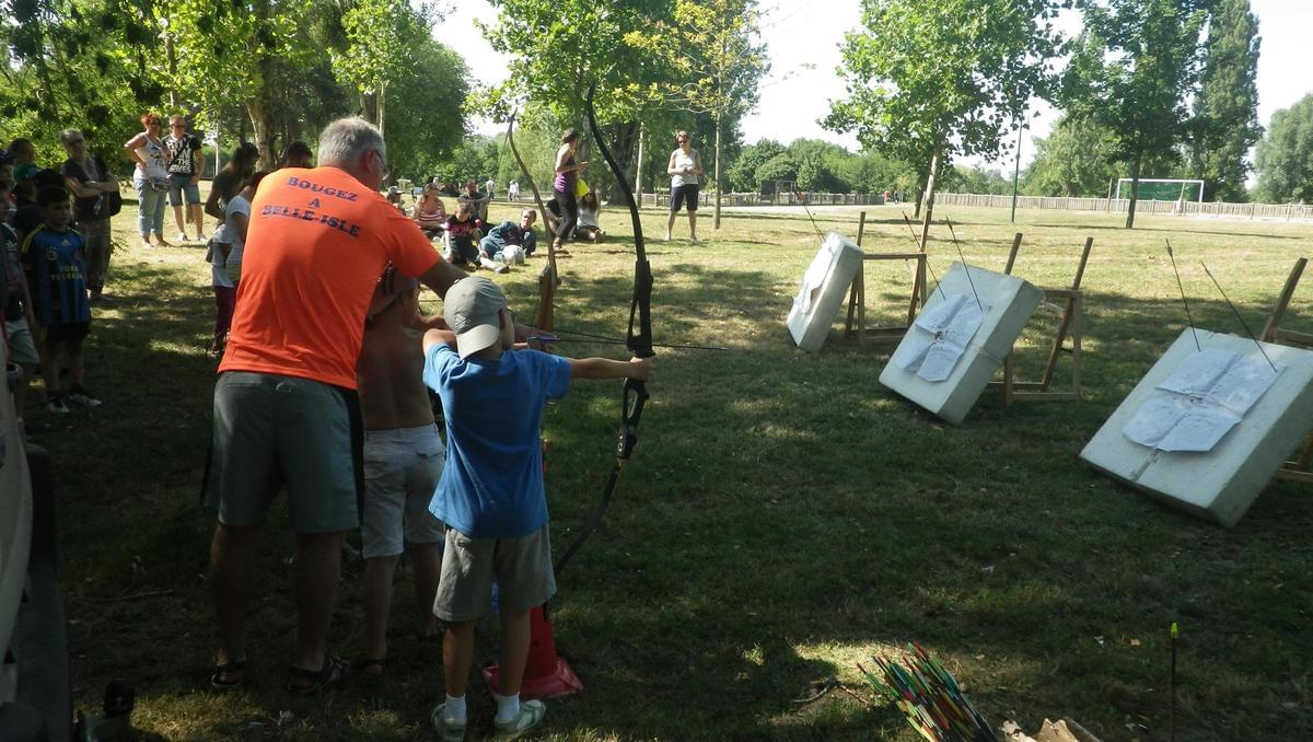 Camping Le Rochat-Belle-Isle - Photo 29