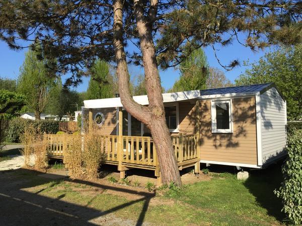 Camping Paradis Les Pins Royan - Photo 2
