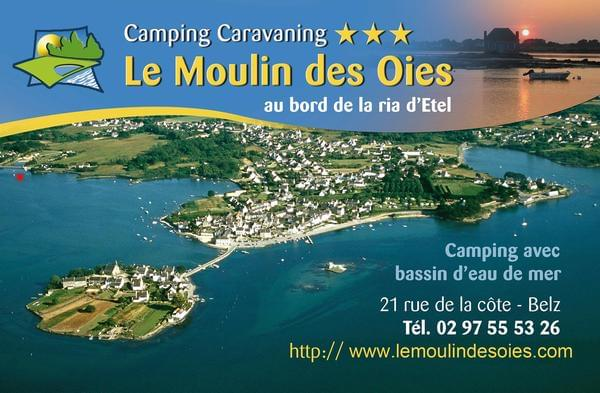 Camping Le Moulin des Oies - Photo 8