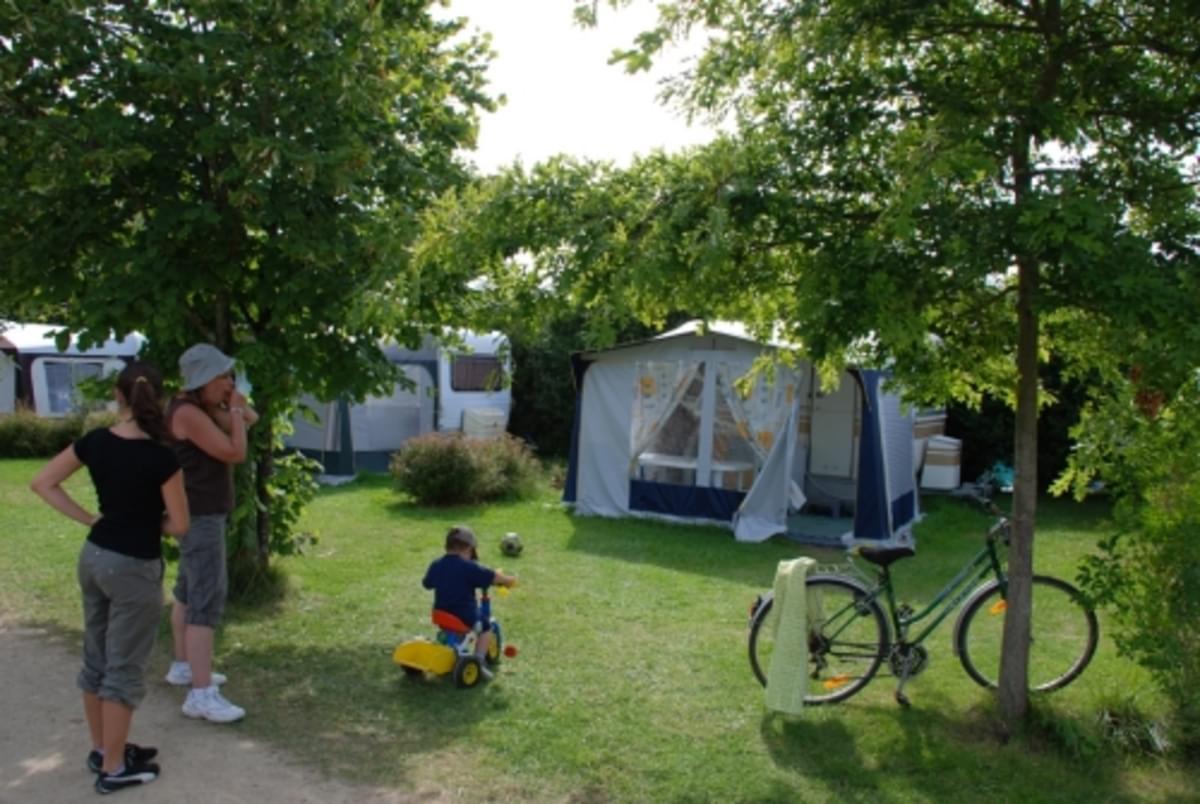 Camping Le Moulin des Oies - Photo 37
