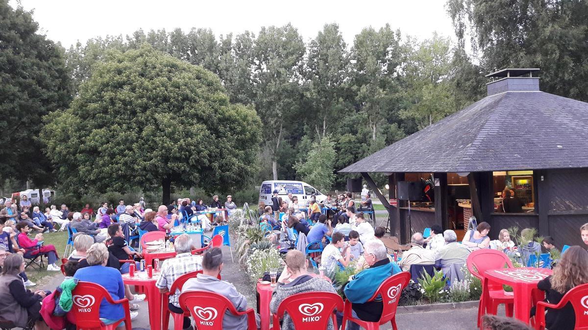 Camping Le Parc de Vaux - Photo 18