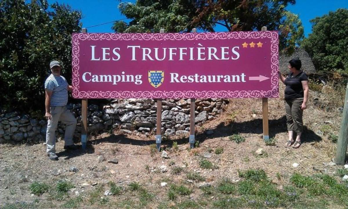 CAMPING LES TRUFFIERES*** - Photo 5