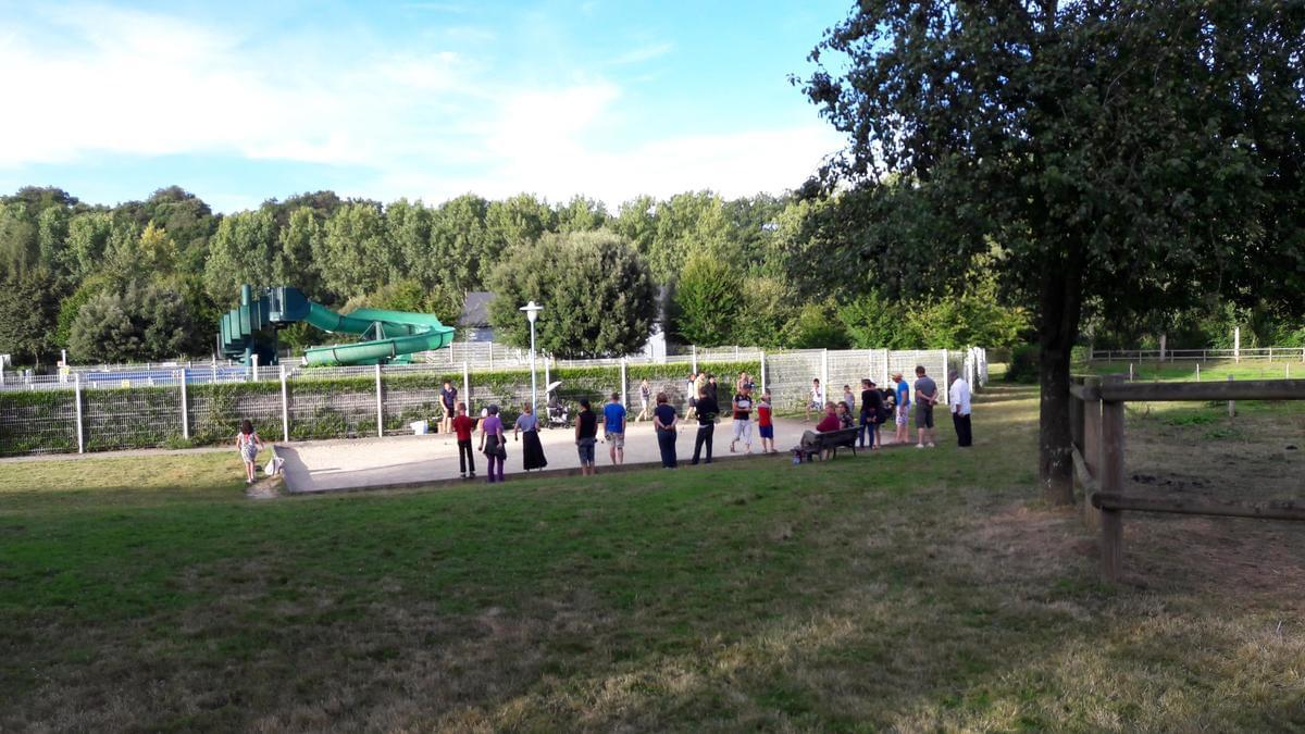 Camping Le Parc de Vaux - Photo 21
