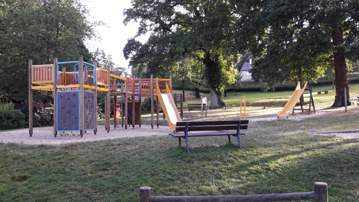 Camping Le Parc de Vaux - Photo 27