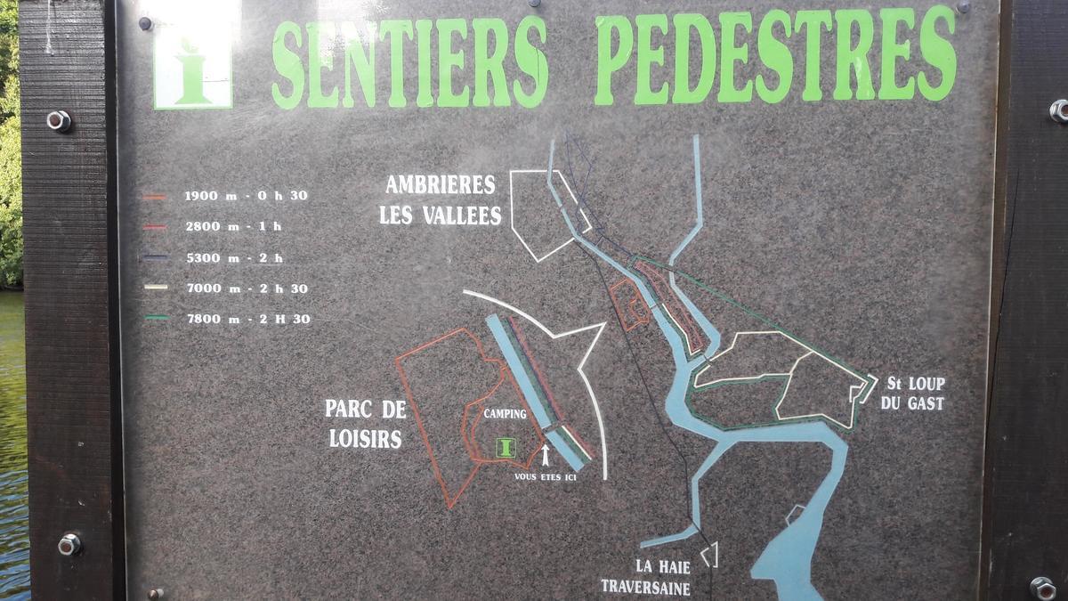 Camping Le Parc de Vaux - Photo 30