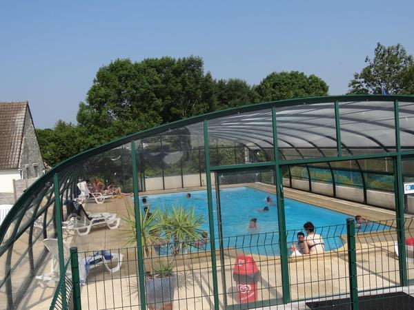 Camping la Roseraie d'Omaha - Photo 3