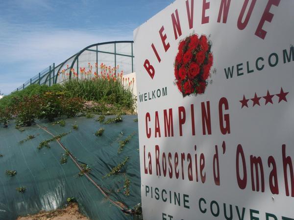 Camping la Roseraie d'Omaha - Photo 4