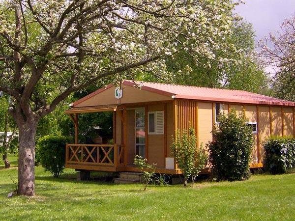Camping la Roseraie d'Omaha - Photo 9