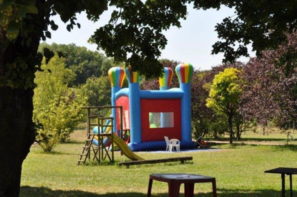 Camping Puynadal Brantôme - Photo 9