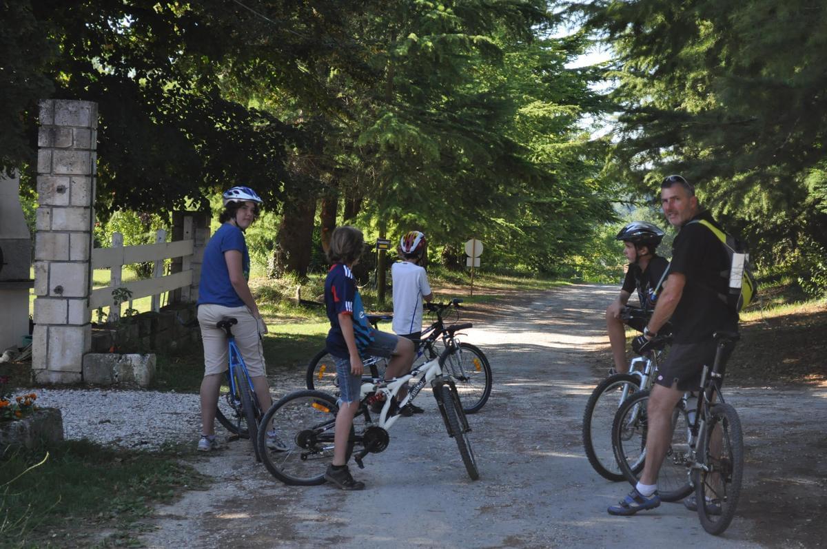 Camping Puynadal Brantôme - Photo 37