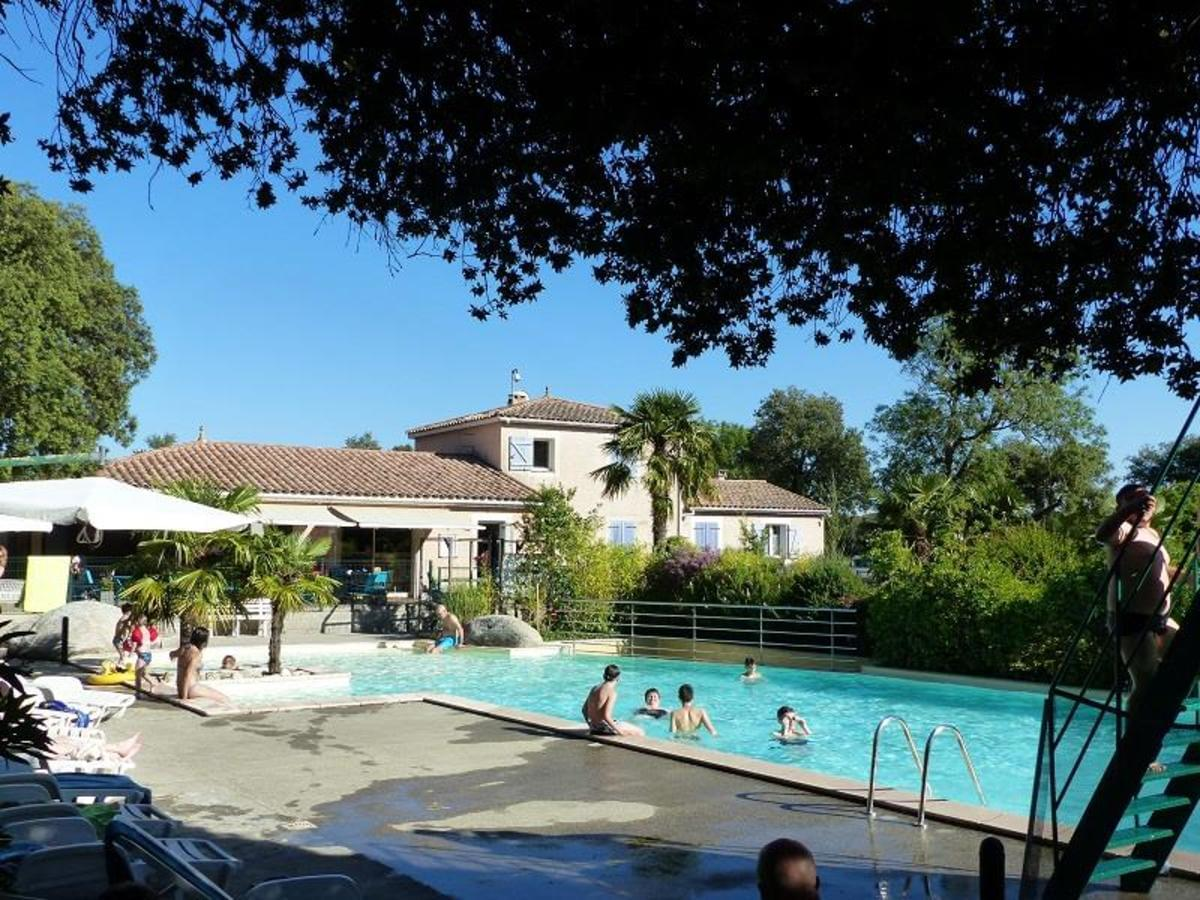 Camping LE MARTINET ROUGE - Photo 19