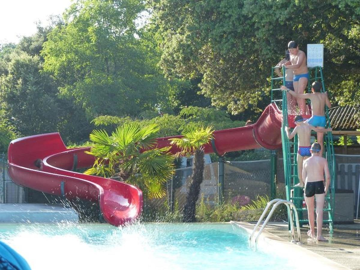 Camping LE MARTINET ROUGE - Photo 21