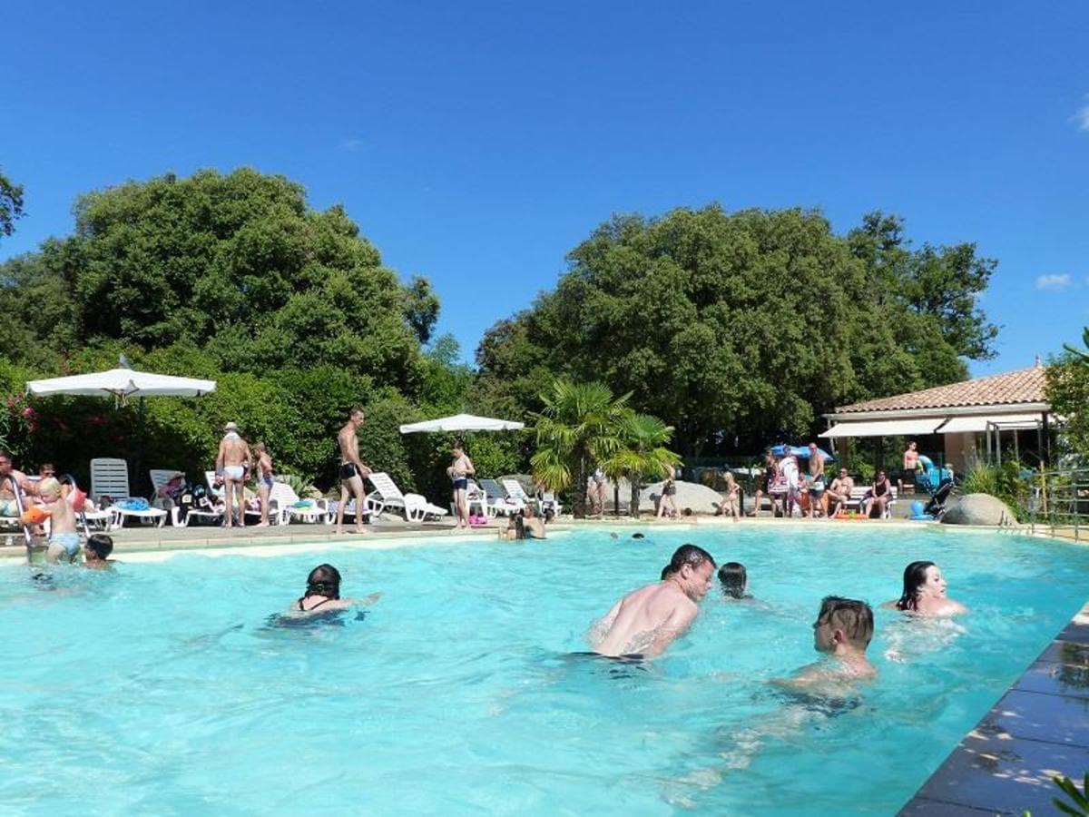 Camping LE MARTINET ROUGE - Photo 1