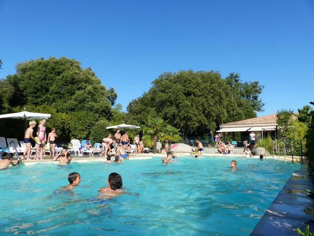 Camping LE MARTINET ROUGE - Photo 23