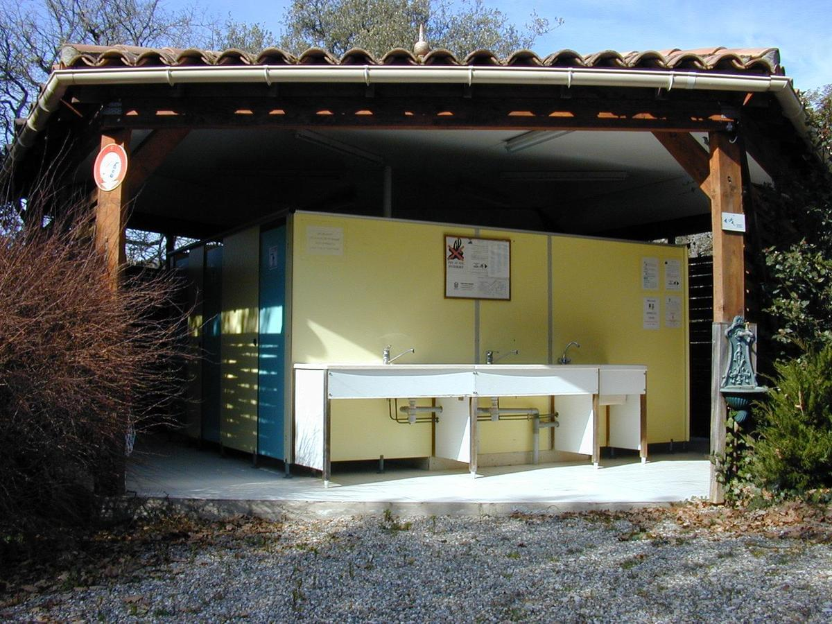 Camping LE MARTINET ROUGE - Photo 27