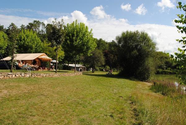 Camping La Castillonderie - Photo 10