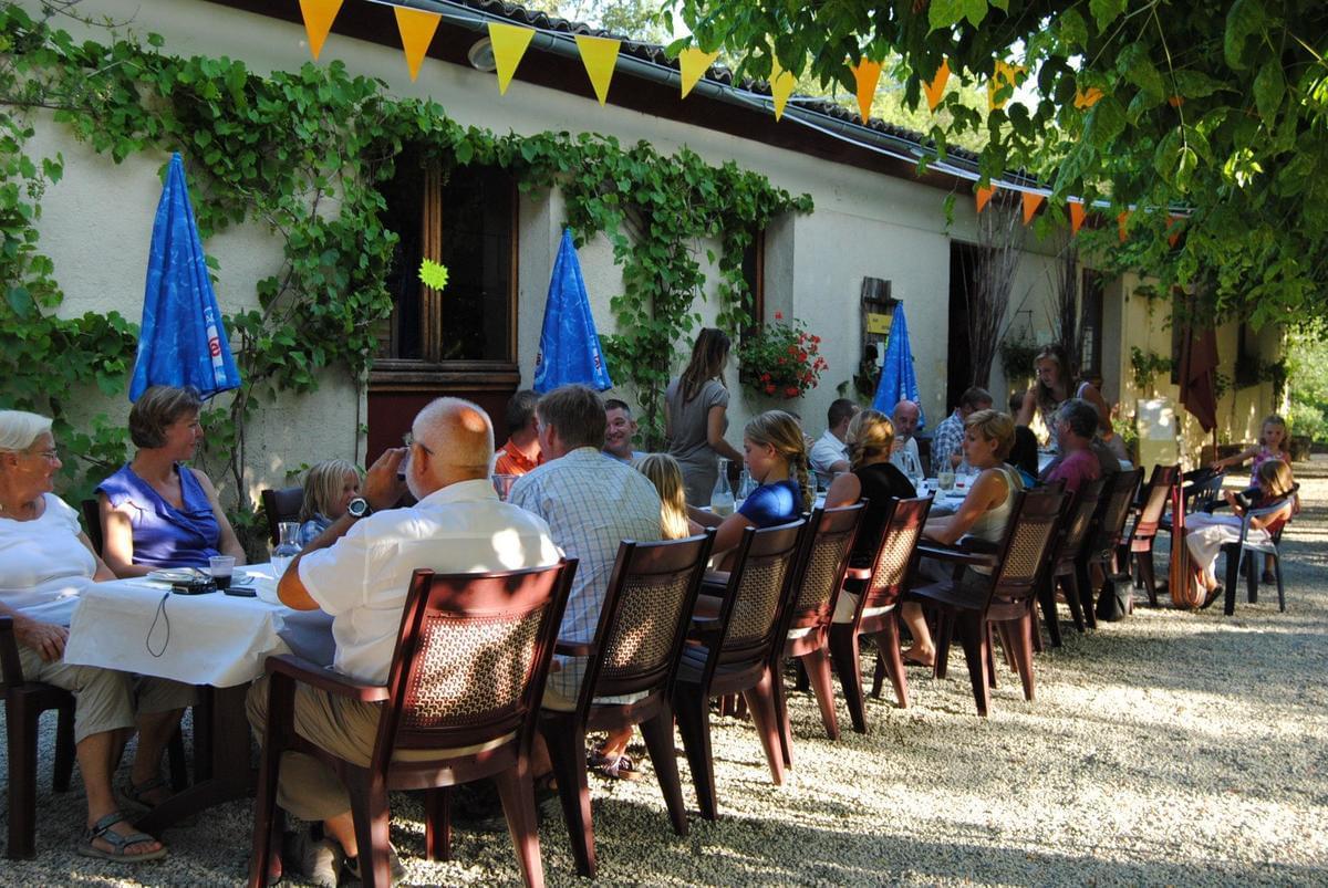Camping La Castillonderie - Photo 32