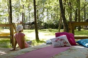 La Parenthèse - Camping Les Ormes - Photo 3