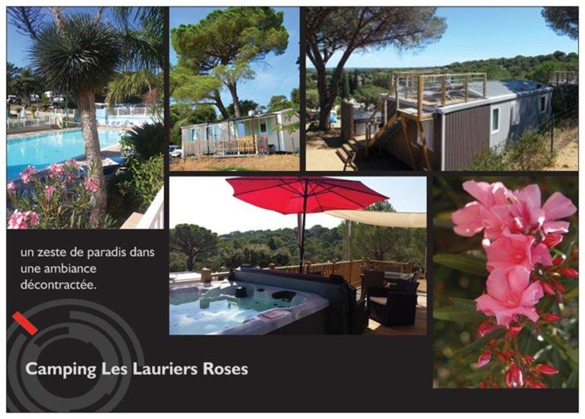 Camping Les Lauriers Roses - Photo 42
