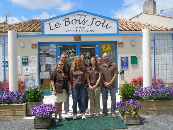 Camping Le Bois Joli - Photo 7
