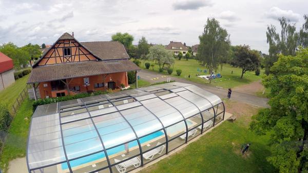 Camping Seasonova Les Portes d'Alsace - Photo 1