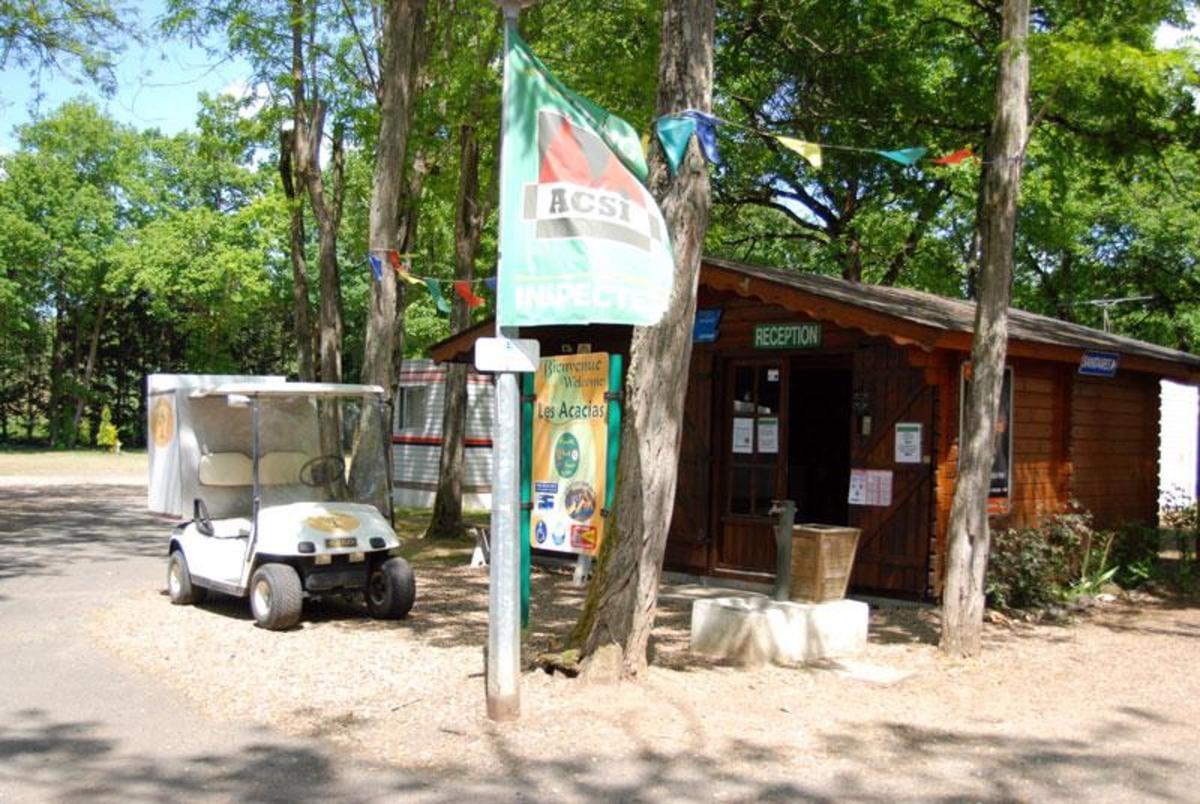 Camping Les Acacias - Photo 12
