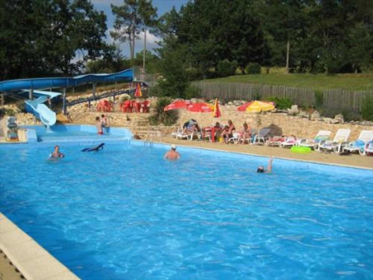 Camping des Bastides - Photo 1