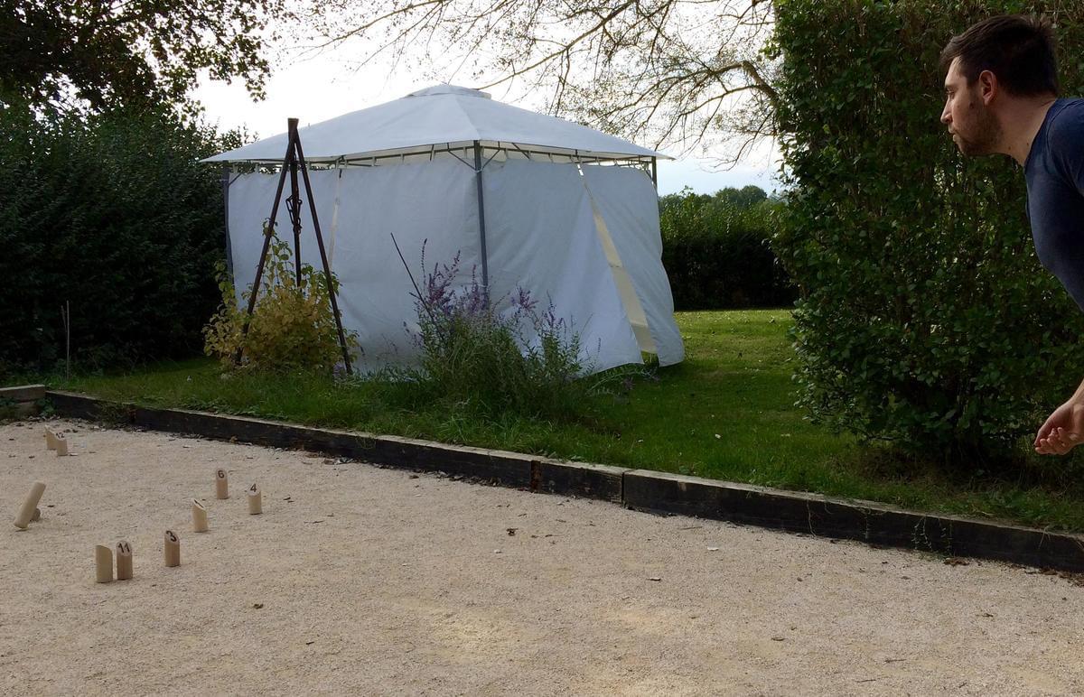 Camping Vert Auxois - Photo 17