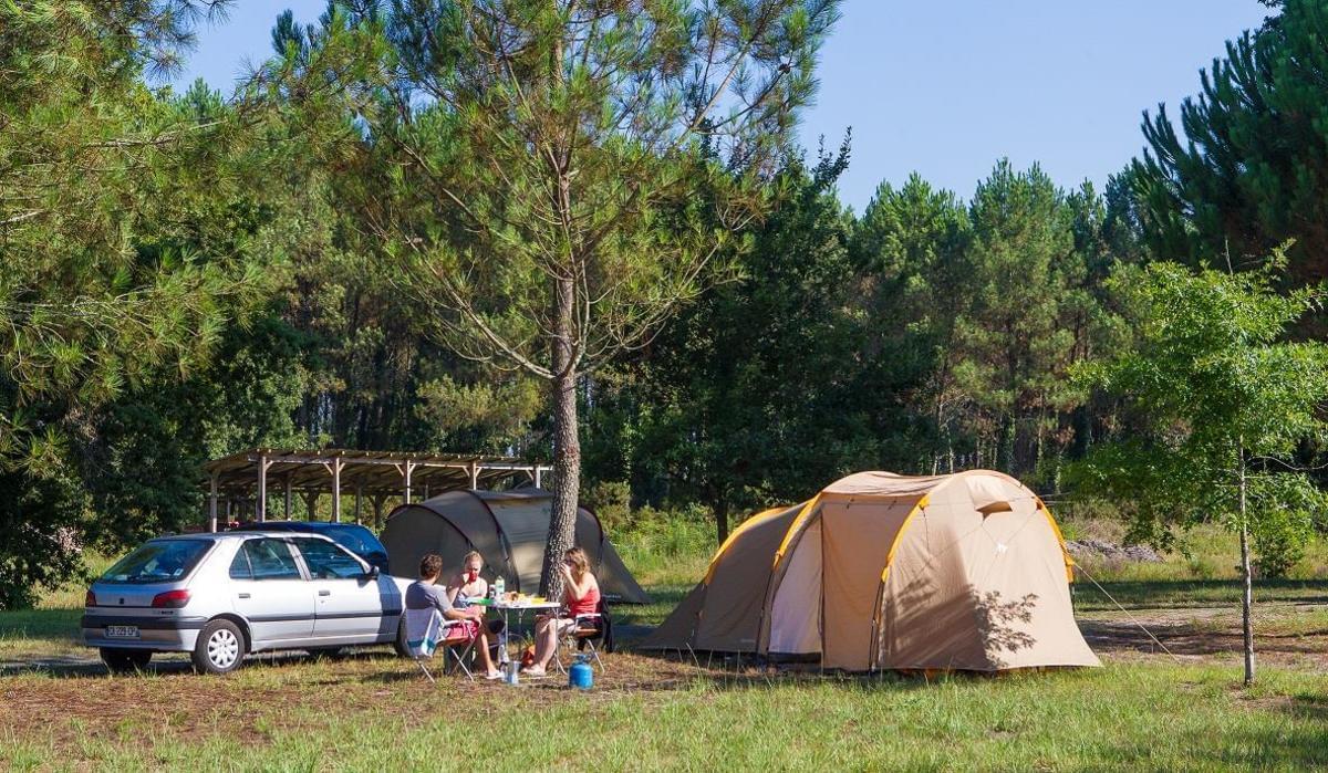 Camping Landes Azur - Photo 9