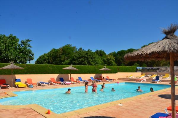 Camping Paradis Les Amarines - Photo 1