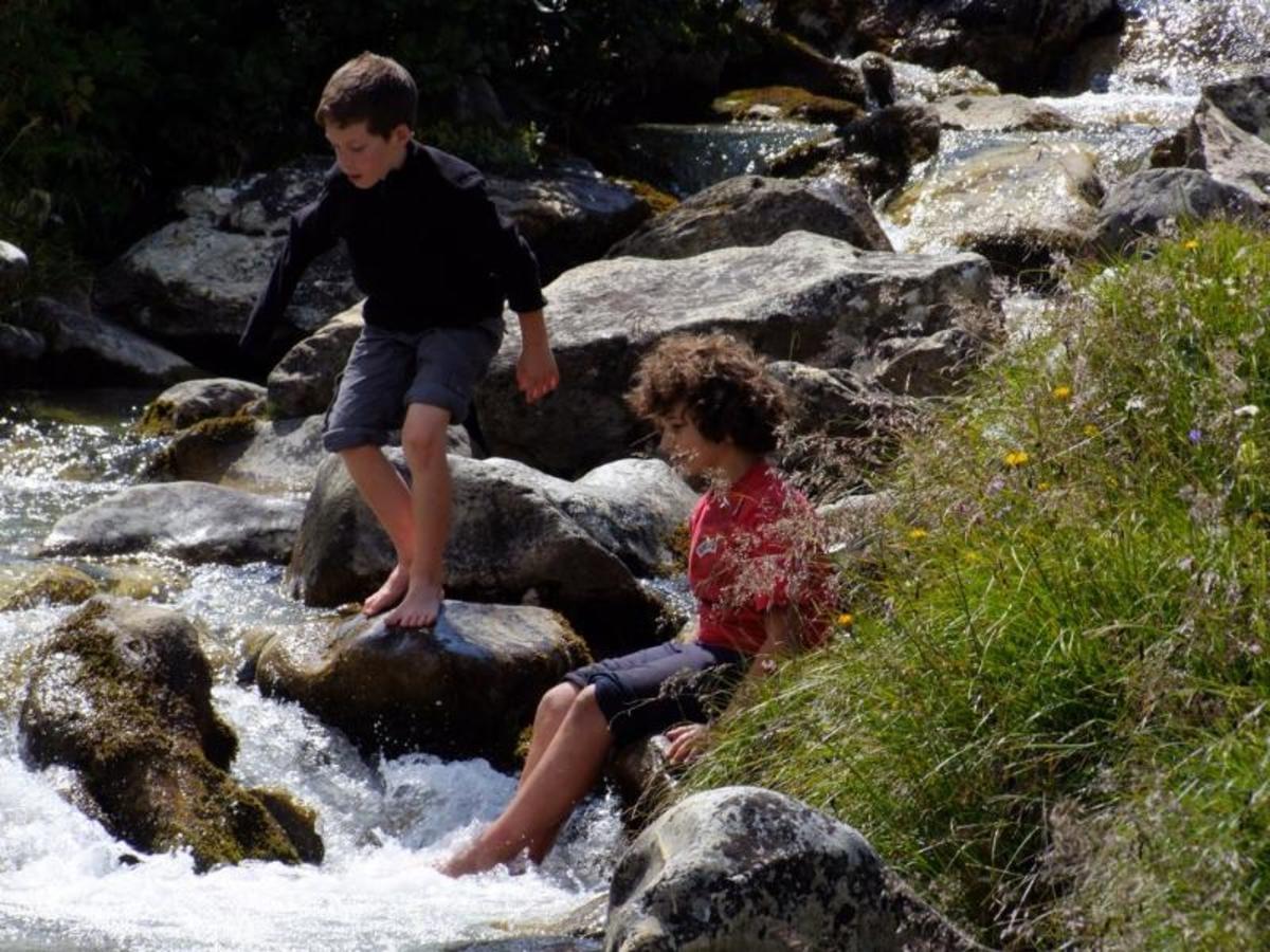 Camping Qualité l'Eden de la Vanoise - Photo 75